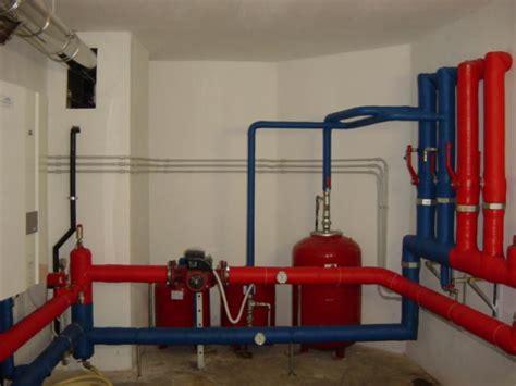 vaso espansione chiuso centrali termiche civili ed industriali termosystem