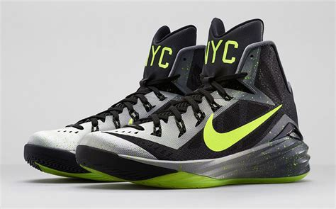 basketball shoes nyc nike hyperdunk 2014 city pack sole collector