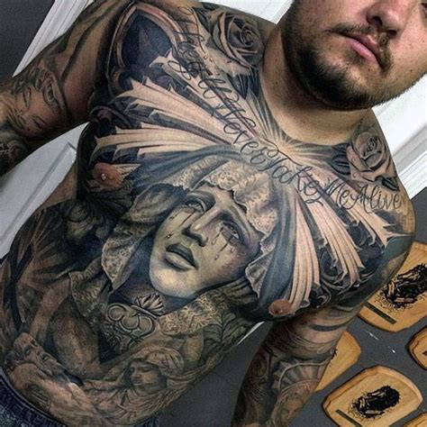 full stomach tattoos top 100 best stomach tattoos for masculine ideas