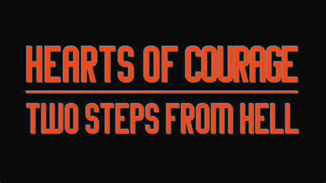 the two step the color of courage of courage two steps from hell 8 bit