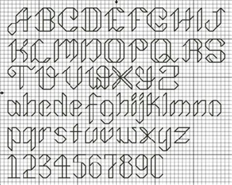 cross stitch alphabet pattern maker free 6 high fancy backstitch free chart needlework pinterest
