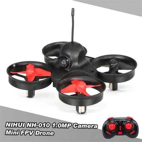 Drone Nh 010 original nihui nh 010 5 8g fpv 1 0mp mini drone anti crush ufo uav 6 axis gyro headless