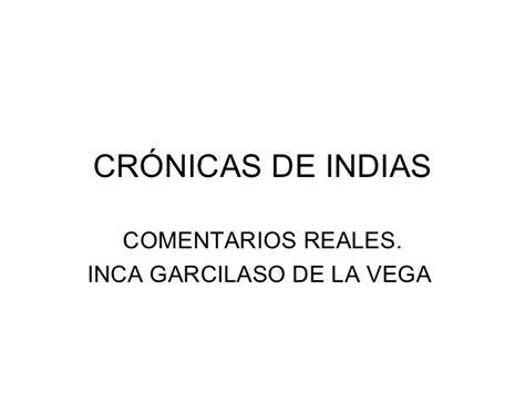 cronicas de indias 8437618355 cr 243 nicas de indias