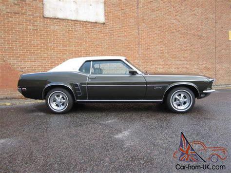 1969 ford mustang grande coupe 102993 1969 ford mustang grande coupe