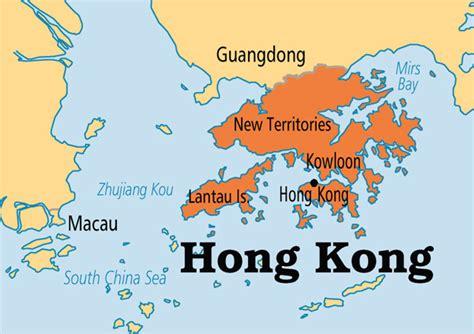 map world hong kong hong kong map hong kong tourist map hong kong macau map