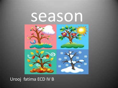 ecd season ppt