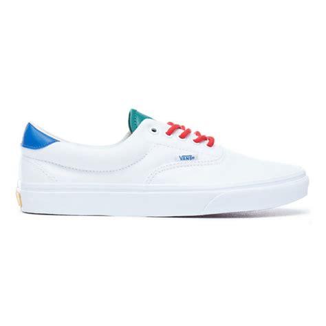 yacht vans vans yacht club era 59 schoenen wit vans