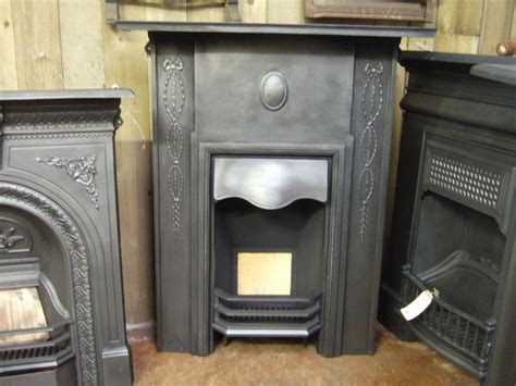 edwardian cast iron fireplace edinburgh 257mc