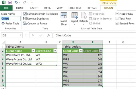 sql query exles tutorial how to run sql query against tables in excel xltools