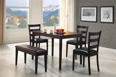 Small Dining Room Table And Chairs by 26 Big Amp Small Dining Room Sets With Bench Seating