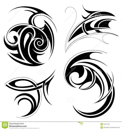12 Tribal Vector Art Graphics Images Free Tribal Vector Tribal Graphics Vector