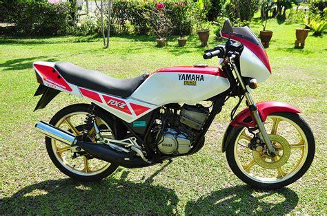 Spare Part Yamaha Rxz safe x motorcycle fairings and mudguards chain sprocket kit rxz rx135 cc zadon