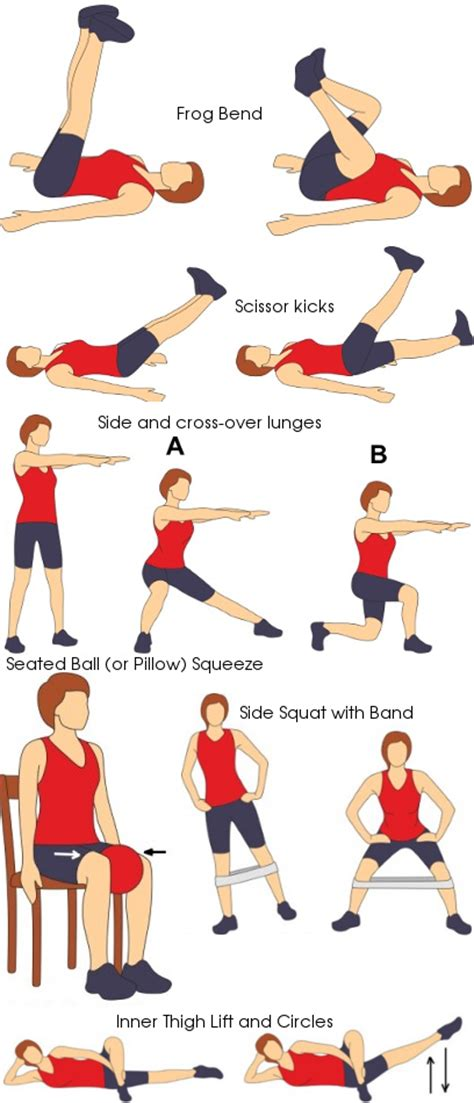 julianna s fitness and wellness 6 easy exercises