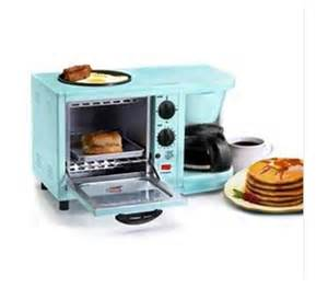 Toaster Microwave Combo Fun College Supply 3 In 1 Multifunction Breakfast Deluxe