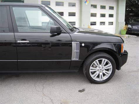 2009 land rover range rover supercharged stock 15085 for