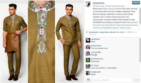 Design Baju Hipster | baju melayu hipster fesyen raya 2015 yang lagi quot panas