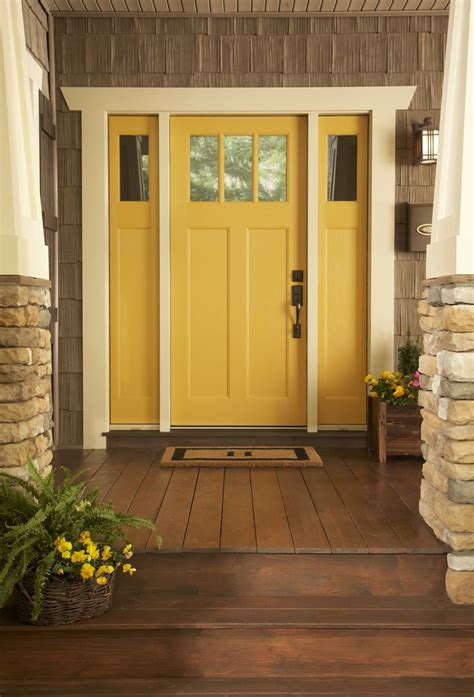 front door colors for yellow house 17 best images about curb appeal 101 on pinterest portal