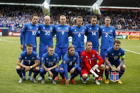 iceland world cup roster 2016 iceland team profile