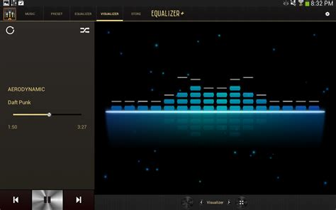 android player apk free equalizer mp3 player volume screenshot