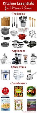 basic kitchen essentials 25 best ideas about first home checklist on pinterest