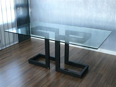 glass dining table images best 25 glass dining table ideas on glass
