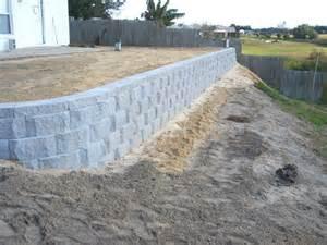 Repair Concrete Patio Florida Retaining Wall Fender Marine Construction