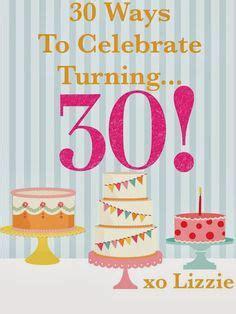 7 Alternative Ways To Celebrate Your Birthday by 30th Birthday On S 30th Birthday 80s