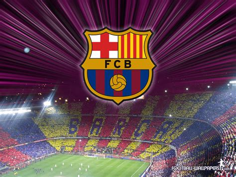 barcelona football barcelona team logo and team wallpapers football