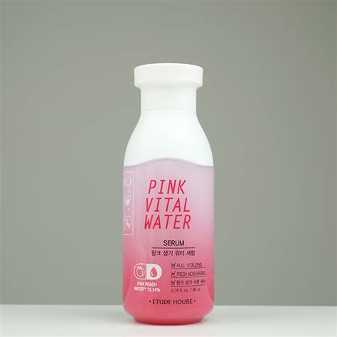 Harga Pink Vital Water Etude House etude house pink vital water serum review