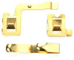 15421 Gold Plated Terminal Set For Ii Chassis 1 gp421 gold plated terminal set for ii chassis mini