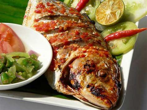 ikan bakar tude  info kuliner