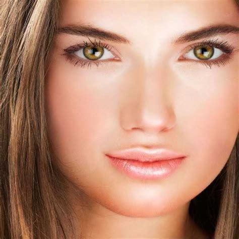 perfect hair color for brown eyes perfect ways for perfect makeup for hazel eyes
