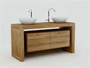 meuble sdb teck achat meuble de salle de bain groix walk meuble en teck
