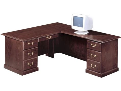 L Shaped Office Desk Executive L Shaped Office Desk R Rtn And L66r Office Desks