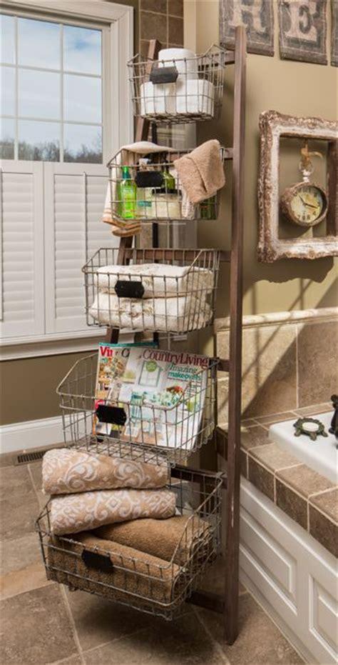 bathroom basket ideas 17 best ideas about basket bathroom storage on pinterest
