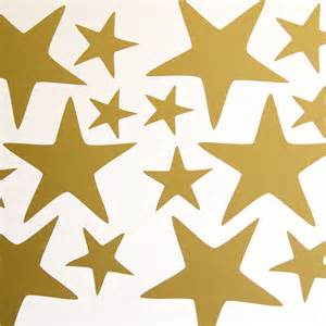 Star Wall Stickers Uk Star Wall Stickers Pack Of 100 By Bloobry
