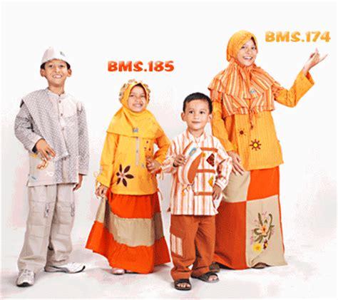 gaya trend 2015 anak model gaya trend fashion baju muslim anak keren model