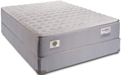restonic comfort care select king firm mattress