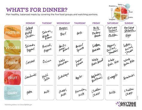 meal planning worksheet line therapy menu plan worksheet resultinfos