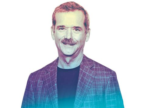 Chris Hadfield by Astronaut Chris Hadfield On Navigating A Professional