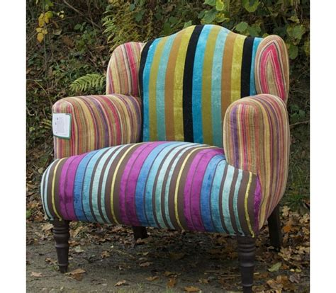patchwork armchairs foxhunter 1 pair of retro patchwork chair armchair fabric