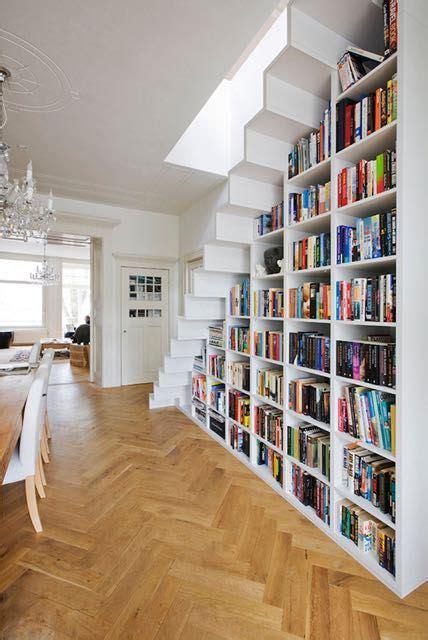 scala libreria 17 migliori idee su design libreria di casa su