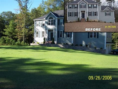 how to regrade a backyard 1000 images about new lawns on pinterest front yards