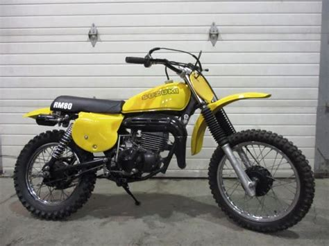 Koil Suzuki Rm80 1 1978 Suzuki Rm80 Motorcycle The Electric Garage