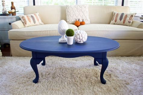 chalk painted coffee tables santaconapp
