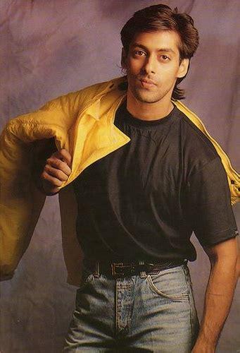 Salman khan | Some pics of Young days of Salman Khan ...