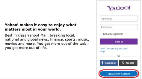 membuat yahoo indonesia cara membuat email yahoo indonesia siti rahmah