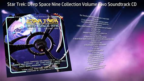 R Up Tracklisting R Tv by Trek Space Nine Collection Volume Two