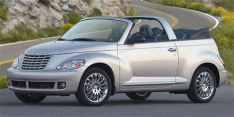 2006 chrysler pt cruiser review, ratings, specs, prices