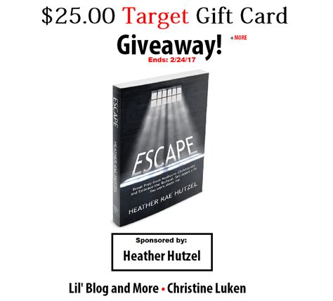 Target 25 Gift Card - 25 target gift card giveaway more ends 2 24 michigan saving and more